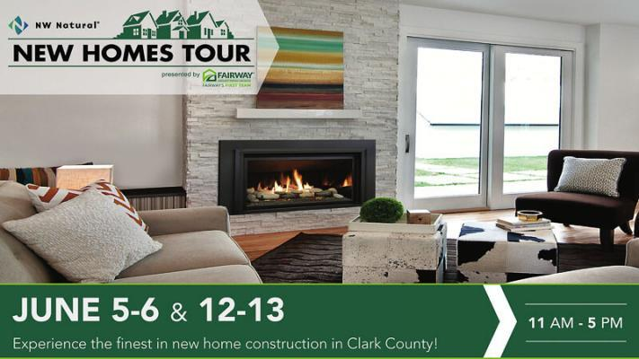 With seven homes representative of six different builders, various home styles – ranging from the low $500,000's and exceeding $1 million – can be viewed on the tour. Photo courtesy of Building Industry Association of Clark County