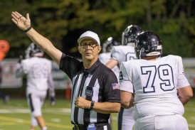 Officially worried: Number of game officials on the decline in high school sports