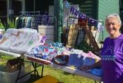 Yard sale in Battle Ground raising funds to fight Alzheimer's