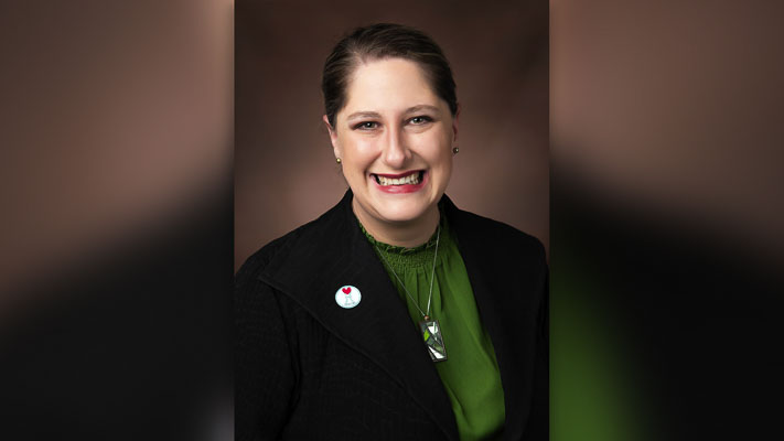 PeaceHealth Director of Infection Prevention Catherine Kroll has been named a national recipient of the Catholic Health Association's Tomorrow's Leaders award for 2021.