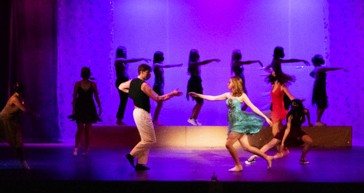 Students are putting on an ensemble production this Friday and Saturday (June 18 and 19), at 1 p.m. and 7 p.m. on both days.