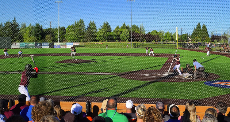 Ridgefield Raptors return from their first road trip of the season to play two games this weekend, then begin a three-game series at home on Tuesday.