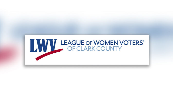 The League of Women Voters of Clark County is urging candidates in this year's elections to emphasize their qualifications and positions rather than attack opponents in their campaigns.