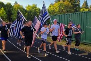 VIDEO: Honor Mile attracts hundreds for Sgt. Jeremy Brown