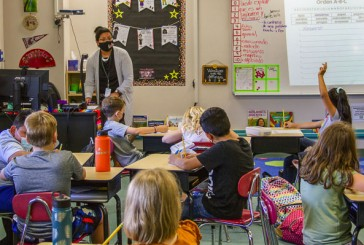 Woodland Public Schools' Dual Language Program expanded in 2021-22 to offer English-Spanish learning to students in grades K-3
