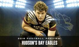 2018 Football Preview: Hudson's Bay Eagles
